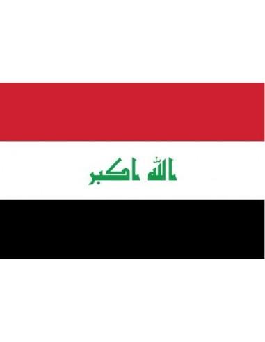 BANDIERA IRAQ CM 100X150