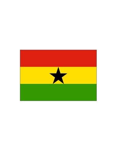 BANDIERA GHANA CM 100X150