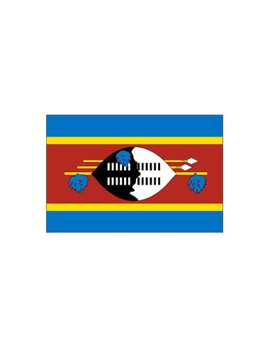 BANDIERA SWAZILAND CM 100X150