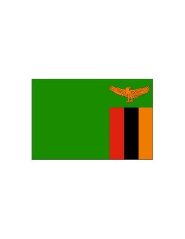BANDIERA ZAMBIA CM 100X150