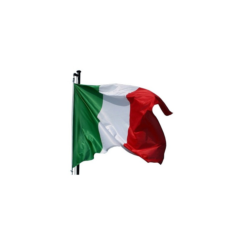 BANDIERA ITALIA CM 300X450