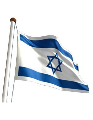 BANDIERA ISRAELE CM 70X100