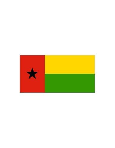 BANDIERA GUINEA BISSAU CM 150X220