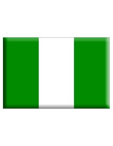 BANDIERA NIGERIA CM 150X220