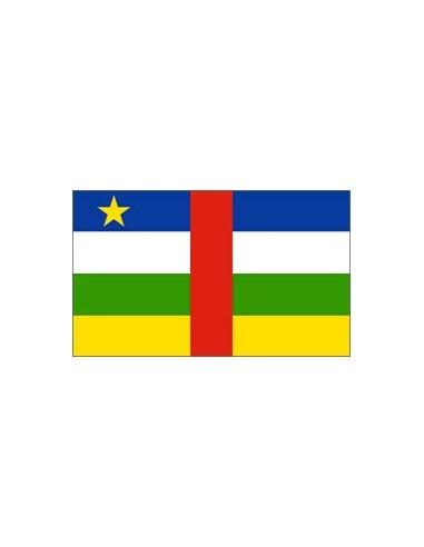 BANDIERA REPUBBLICA CENTRAFRICANA CM...