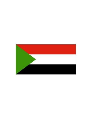 BANDIERA SUDAN CM 150X220