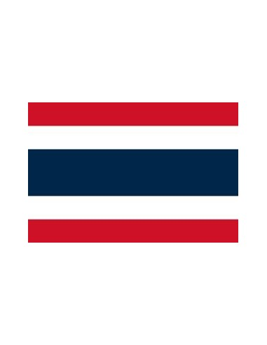 BANDIERA THAILANDIA CM 150X220