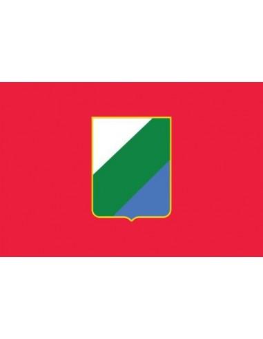 BANDIERA REGIONE ABRUZZO CM 150X220