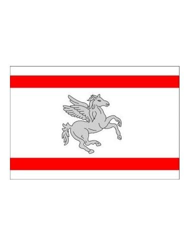 BANDIERA REGIONE TOSCANA CM 150X220