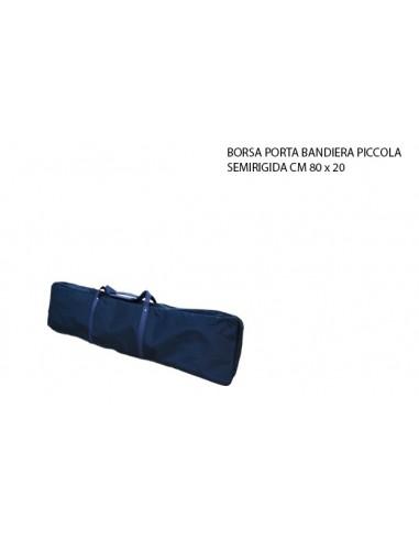 BORSA PORTA BANDIERA PICCOLA CM 80X20
