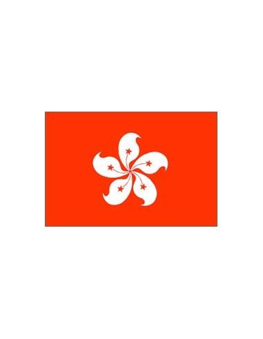 BANDIERA HONG KONG CM 100X150